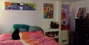 Paintings in my room